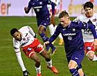 """Foto: Nieuwkomer Anderlecht maakt indruk: """"Dat hebben ze gemist"""""""