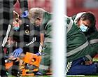 Foto: Wolves-spits loopt schedelbreuk op bij botsing tegen Arsenal