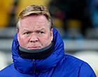 """Foto: Koeman: """"Anders zoekt Barça maar een nieuwe coach"""""""