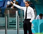 Foto: Mancini legt onwaarschijnlijk straffe cijfers voor bij Italië