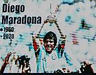 Foto: Mogelijk eerbetoon aan Maradona wordt weggewuifd