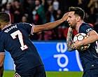 """Foto: Mbappé: """"Messi is de beste ter wereld"""""""