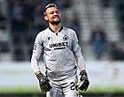 Foto: Mignolet reageert na fraaie mijlpaal bij Club Brugge