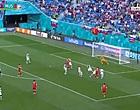 Foto: Rusland komt met heerlijke treffer op voorsprong tegen Finland (🎥)