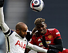 Foto: Manchester United doet goede zaak en wint bij Tottenham