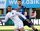 Foto: 'Club Brugge doet tevergeefs miljoenenbod voor Nmecha'