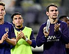 Foto: 'Anderlecht vreest voor blessure Verschaeren'