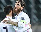 Foto: 'Ramos denkt aan familie en kiest nieuwe club'