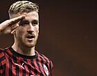 Foto: Saelemaekers helpt AC Milan met assist aan zege