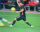 Foto: Hazard ontsnapt na absolute doodschop (🎥)