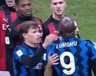 Foto: Lukaku witheet van woede na ruzie met Ibrahimovic (🎥)