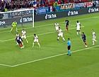 Foto: Mbappé ziet geweldige goal afgekeurd worden (🎥)