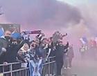 Foto: Indrukwekkend: fans Rangers verwelkomen Gerrard voor mogelijke titelmatch (🎥)