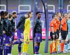 Foto: 'Nieuwe veldbezetting leidt vertrek in bij Anderlecht'