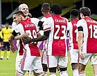 Foto: 'Competitievervalsing bij 0-13 zege van Ajax'