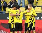 Foto: Dortmund pakt ook zonder Haaland zege, Bornauw onderuit tegen Bayern