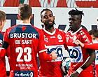 Foto: KV Kortrijk trekt aan langste einde in leuke pot tegen KVO