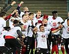 Foto: Mooie beelden: spelers Seraing vieren promotie (🎥)
