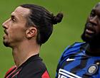 Foto: Zlatan dient 'verwaande' Lukaku van antwoord