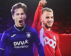 Clasico der tieners: Anderlecht blijft Standard nipt de baas