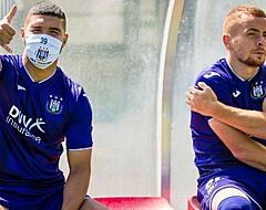 'Anderlecht krijgt slecht nieuws over Bakkali en Trebel'