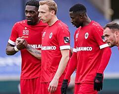 'Antwerp neemt verrassend afscheid van verdediger'
