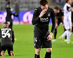 'Anderlecht trekt conclusies: duo op de wip'