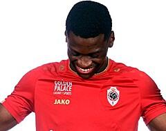 'Antwerp legt aanvaller onder contract'