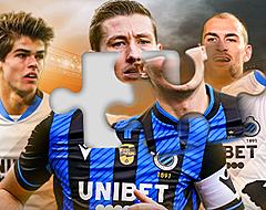 Club Brugge vernieuwt: waar past Vanaken?