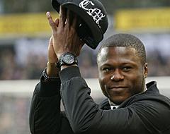 'Mbemba geeft Anderlecht hoop op snelle terugkeer'