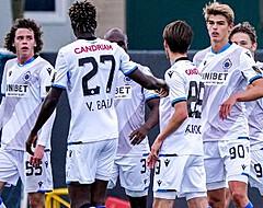 Club Brugge schuift nog extra jong talent door naar A-kern