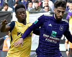 Anderlecht is alweer een verdediger kwijt