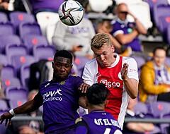 'Anderlecht pakt uit en sluit transferakkoord met Ajax'