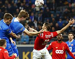 'Gent en Standard gelinkt aan nieuwe aanvaller'
