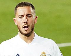 Real Madrid zonder Hazard naar Liverpool