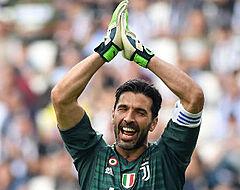 'Rivaal van Juventus denkt aan Buffon'