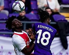'Anderlecht mag komst spits helemaal vergeten'