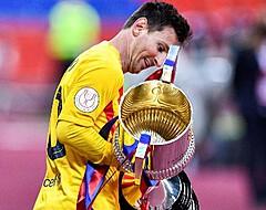 'Barça probeert Messi te verleiden met uitgekiend langetermijnplan'