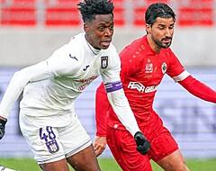 'Anderlecht reageert op geruchten rond Lokonga'