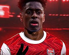 Sambi Lokonga staat meteen voor groot probleem bij Arsenal