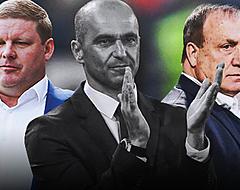 Wat na Martinez? 4 mogelijke opvolgers voor de bondscoach