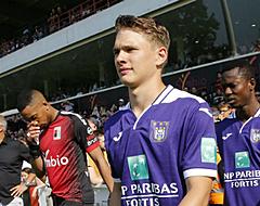 Anderlecht ziet jonge aanvaller naar Nederland trekken