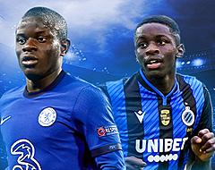 Club Brugge ontdekt jong goud: 'Type-Kanté'