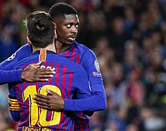 'Barça onderhandelt over transfer van 100 miljoen'