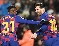'Barça beslist over monsterbod van 150 miljoen'