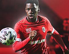 Nieuwe Antwerpse prioriteit: 'Mbokani II'