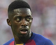 'Barça zorgt voor grote verrassing met geflopte Dembélé'