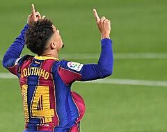 'Barça kan in januari alsnog verlost raken van Coutinho'
