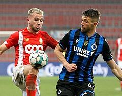 'Club Brugge en Standard azen op Belgische linksachter'