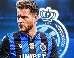Rits op de wip: debutant klopt op de deur bij Club Brugge